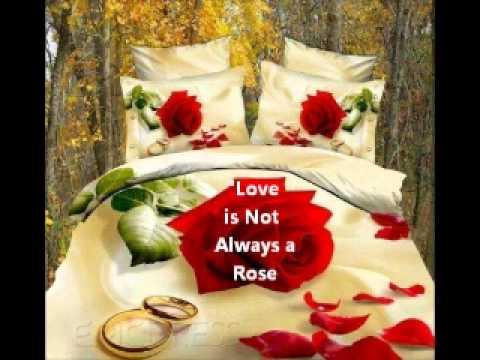 My Movie Junior Strickland sings Ruthie Steeles  LOVE is Not Always a Rose EE