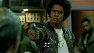 Narcos (Netflix Series) Season 3-Shotout Scene