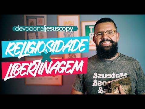 RELIGIOSIDADE x LIBERTINAGEM - Douglas Gonçalves