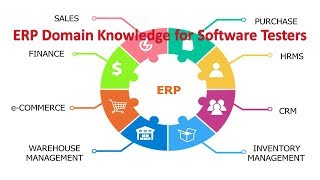 ERP Domain Knowledge for Software Testers Software Testing Career Guidance G C Reddy 