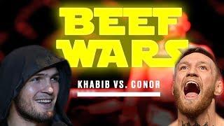 Conor McGregor Vs. Khabib Nurmagomedov: Beef Wars!