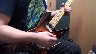 SOLONELY/LOUDNESSGuitarCover