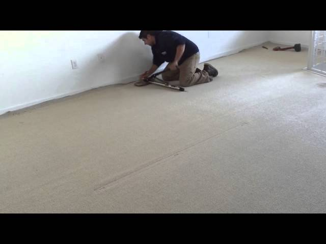 Carpet Stretching in Raleigh – Durham NC by ProGreen Carpet