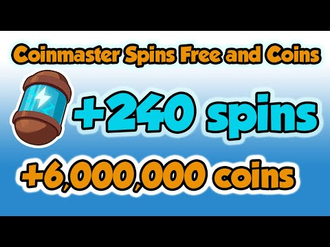Coinmaster Spins Free