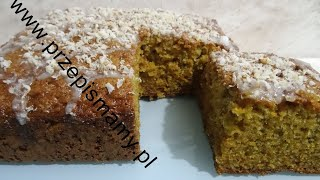 Ciasto fit marchewkowe! Prost ciasto marchewkowe! Jak zrobić ciasto marchewkowe