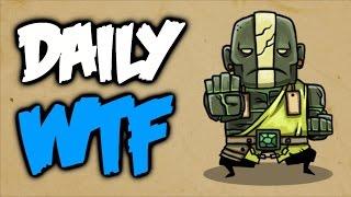 Dota 2 Daily WTF - The JerAx Spirit