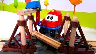 Остров поездов Брио - Новые серии - Мультики про паровозики