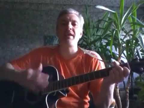 Песни под гитару - Вчера ко мне пришел во сне сгоревший в танке в Грозном лейтенант