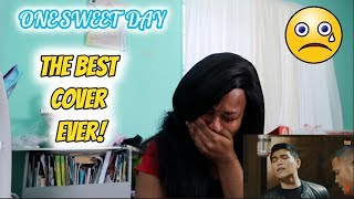 EMOTIONAL REACTION One Sweet Day - Cover by Khel, Bugoy, and Daryl Ong feat. Katrina Velarde