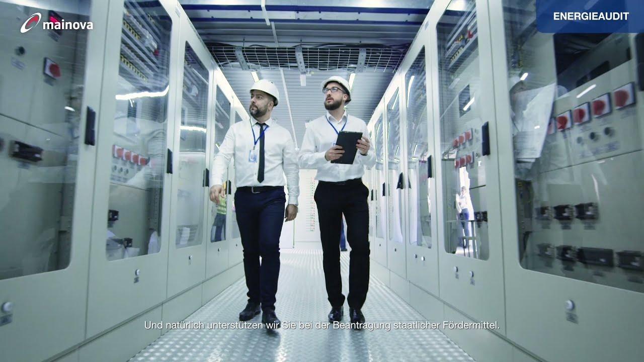 Mainova Energieaudit - Einsparpotenziale aufdecken, Energiekosten senken