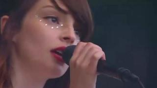 We Sink (Glastonbury 2016) CHVRCHES Live