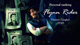 Disney's Tangled: My personal Ranking of Flynn Rider's voices