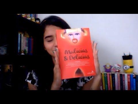 Resenha 'Malicias e delicias' | Ingrid Callado