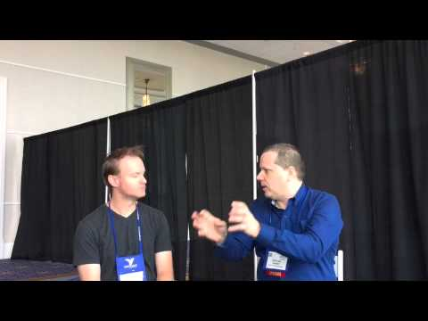 Using Change Canvases - Interview with Steffan Surdek at Agile 2015