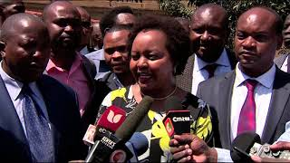Anne Waiguru: Raila Odinga is my friend and political ally  | Point Blank