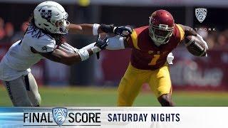 Recap: USC football rolls over Utah State in home opener