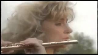 "James Last & Berdien Stenberg: ""Concerto De Aranjuez"", videoclip, año 1988."