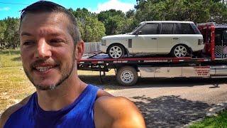 Her New Range Rover Arrived!