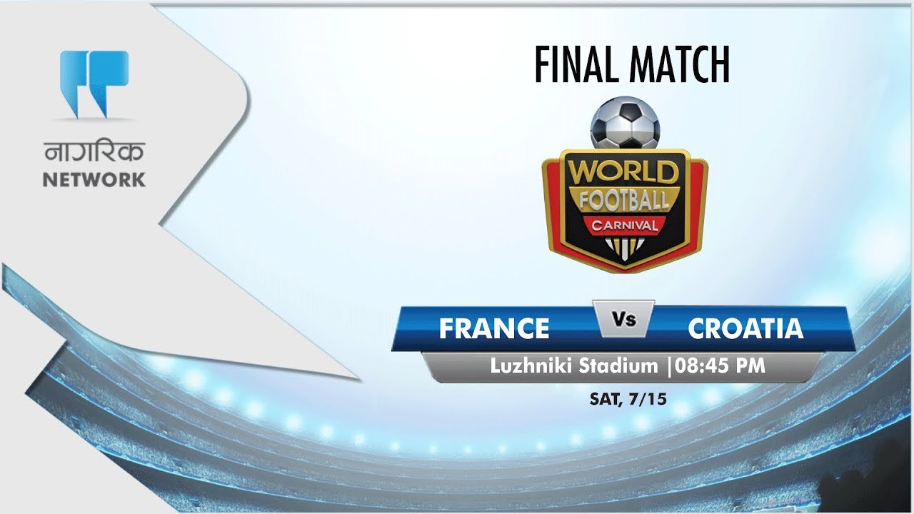 France v Croatia : Who will win FIFA World Cup 2018? (pre-match analysis)