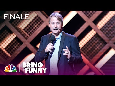 Comedy Legend and Bring The Funny Judge Jeff Foxworthy: Fact of Life (Finale)