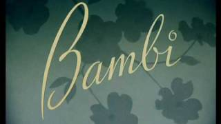 Bambi Intro - Love is a song that never ends (English)