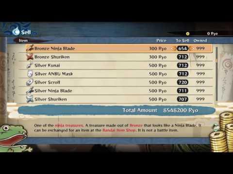 Naruto Ultimate Ninja Storm 4: How to unlock ALL Characters