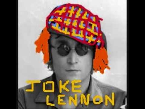 Geeza tap! Geeza Tap! - Joke Lennon & The Streetles.