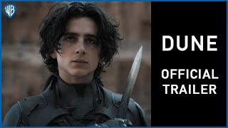 Dune - Official Trailer