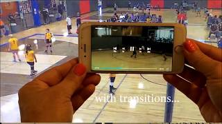 Making your own Highlight Reel in seconds with Pixellot App