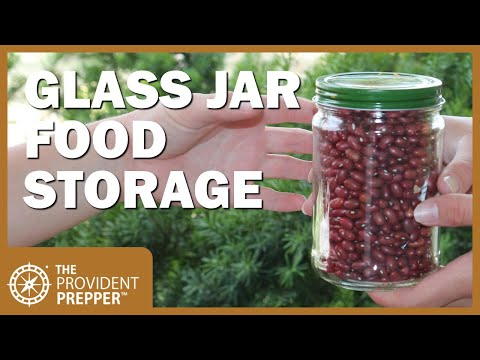 , title : 'How to Package Dry Goods in Glass Jars for Long Term Storage
