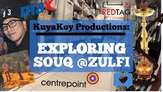preview picture of video 'EXPLORING SOUQ @ZULFI with Jov, Jojo, Jun and Sunny. | Vlog #02'