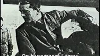 Henry T. King, Jr. (1981) interviews Nazi war criminal Albert Speer (part 1)