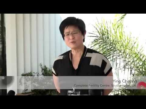 2nd Meeting the Experts: Ying Cheong. Endometrial Receptivity. Instituto Bernabeu