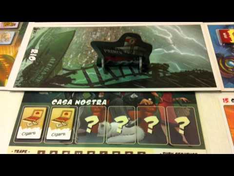 The Card Gamer: Cargo Noir