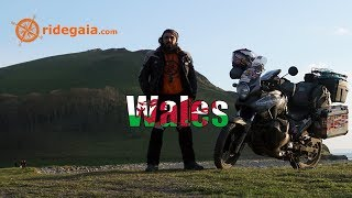 Ep 67 - Wales - Motorcycle Trip Around Europe