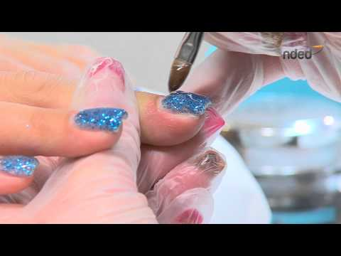 Nail Art y Diseño de Uñas con Gel Color Vylet-Nails Revolution | nded.es