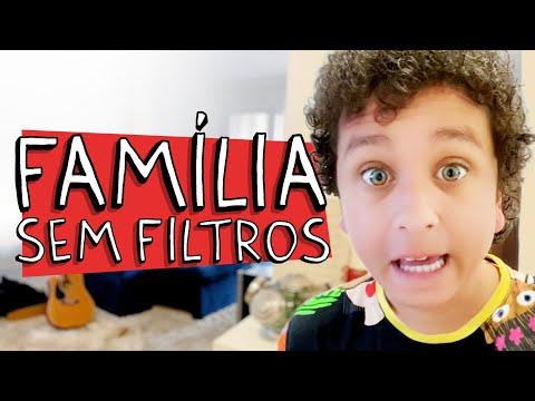 FAMÍLIA SEM FILTROS - EP. 01