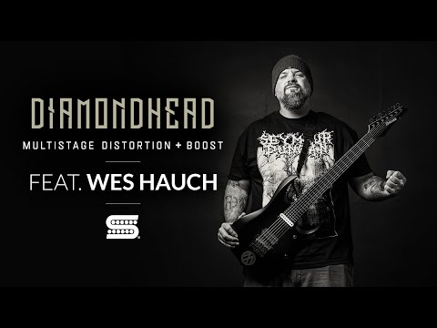 Wes Hauch Diamondhead Distortion + Boost Pedal Demo | Seymour Duncan