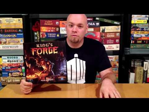 """King's Forge """"Double Take"""" Review - Theology of Games"""