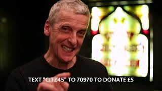 Питер Капальди, Peter Capaldi supports We are Citizens