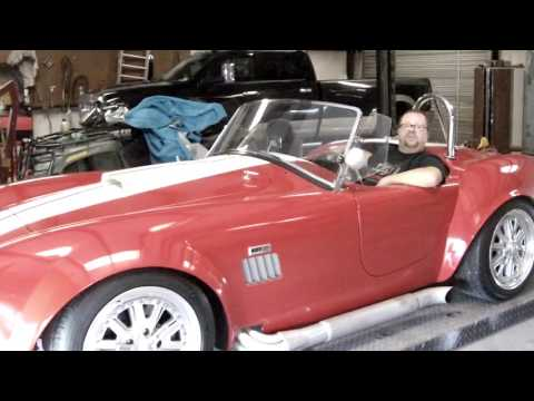 1966 Shelby Cobra Willie Moore Fond your dream car today