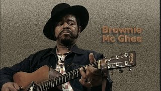 Jim Bruce Blues Guitar - My Baby's Gone - Brownie McGhee Cover