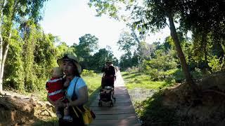 preview picture of video 'NEAK Pean Temple walkthrough,  Siem Reap trip, Cambodia. ប្រាសាទនាគព័ន្ធ'