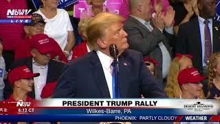 FULL MAGA RALLY: President Trump Rallies for GOP Senate Candidate in Pennsylvania