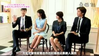 20140605[trot戀人]主演OBS採訪[中字]