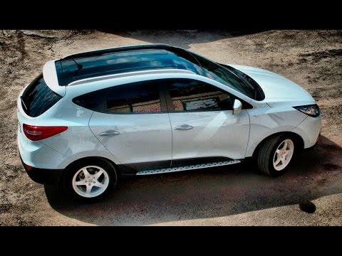 Hyundai ix35 Tuning