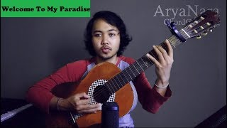 Chord Gampang (Welcome To My Paradise - Steven And Coconutrezz) By Arya Nara (Tutorial)