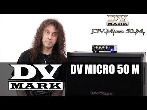 DV MARK Micro 50 M Kytarový tranzistorový zesilovač