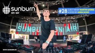 Sunburn On Air #28 (Guest Mix by Martin Garrix)