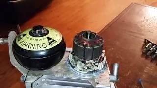 Mercedes Benz / Bosch SBC Pump Rebuild (Brush Replacement) pt. 1
